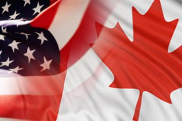 Canada and U.S.A. Shipping