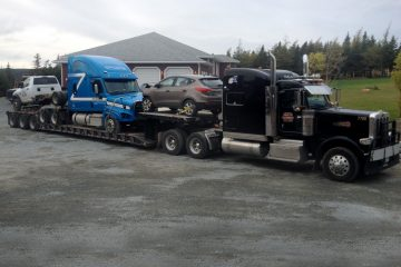 LTL, Full Load and Hot Shot Services